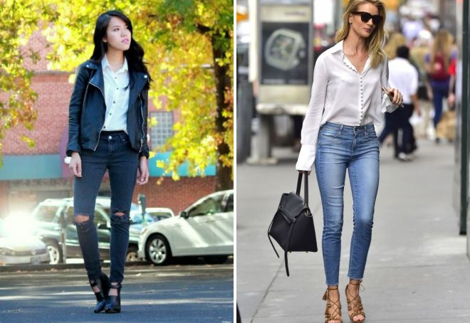 jeans and shirt images for a girl