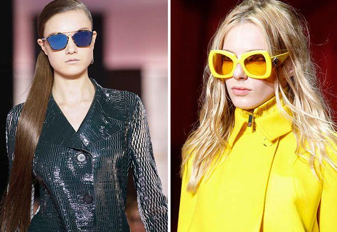 3ef67ff5 Speilobjektiver foretrekkes av kvinner som ønsker å skjule øynene fra  nysgjerrige øyne. Slike briller kastet lyst blikk, skinnende i forskjellige  farger.