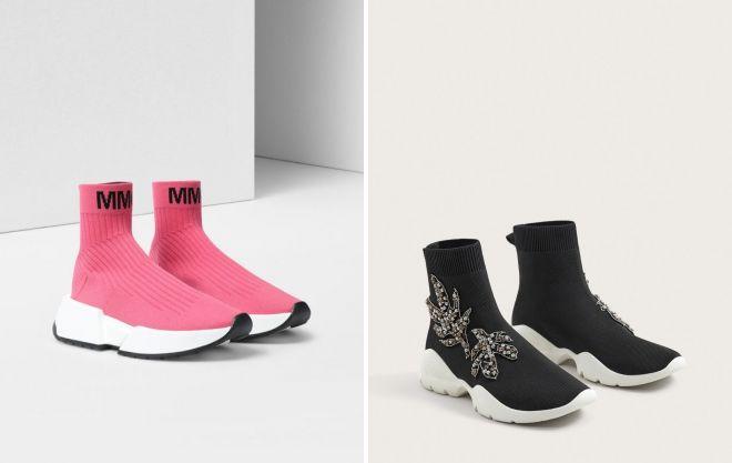 women sneakers socks