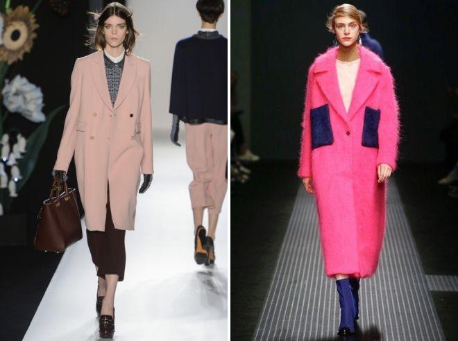 pink coat cocoon