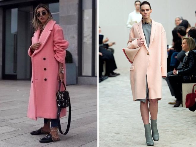 images with pink coat