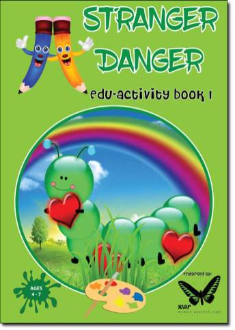 Stranger Danger book