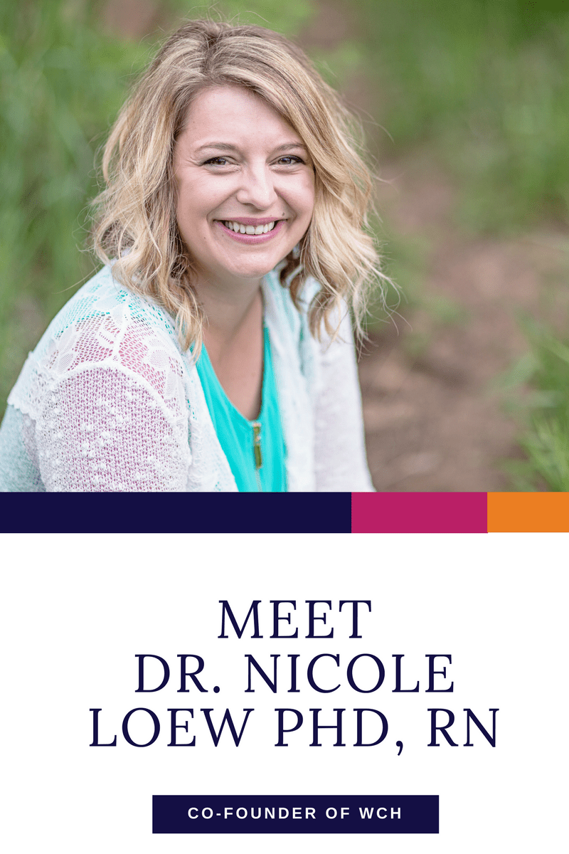 Meet Dr. Nicole Loew picture for about page
