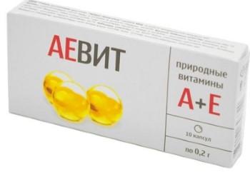 vitamina pentru vedere aevit