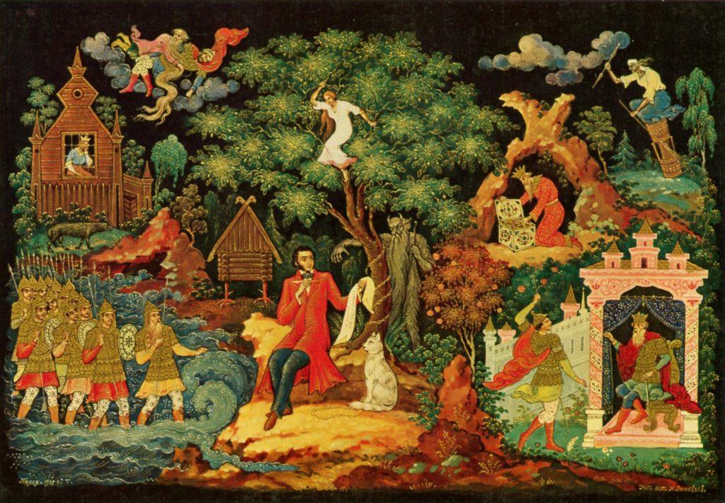 бесплатные фото на тему сказки пушкина летний
