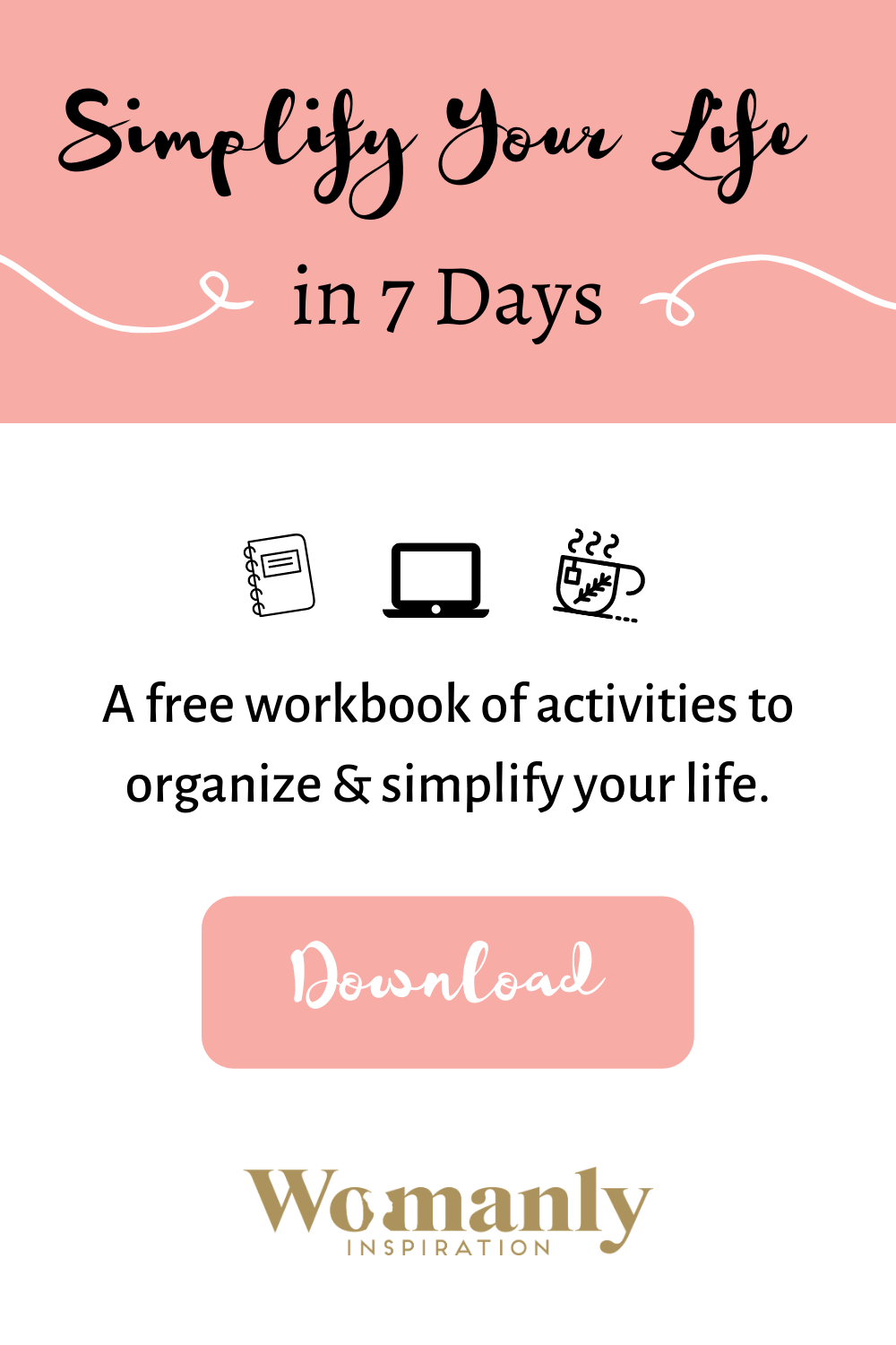simplify your life in 7 days