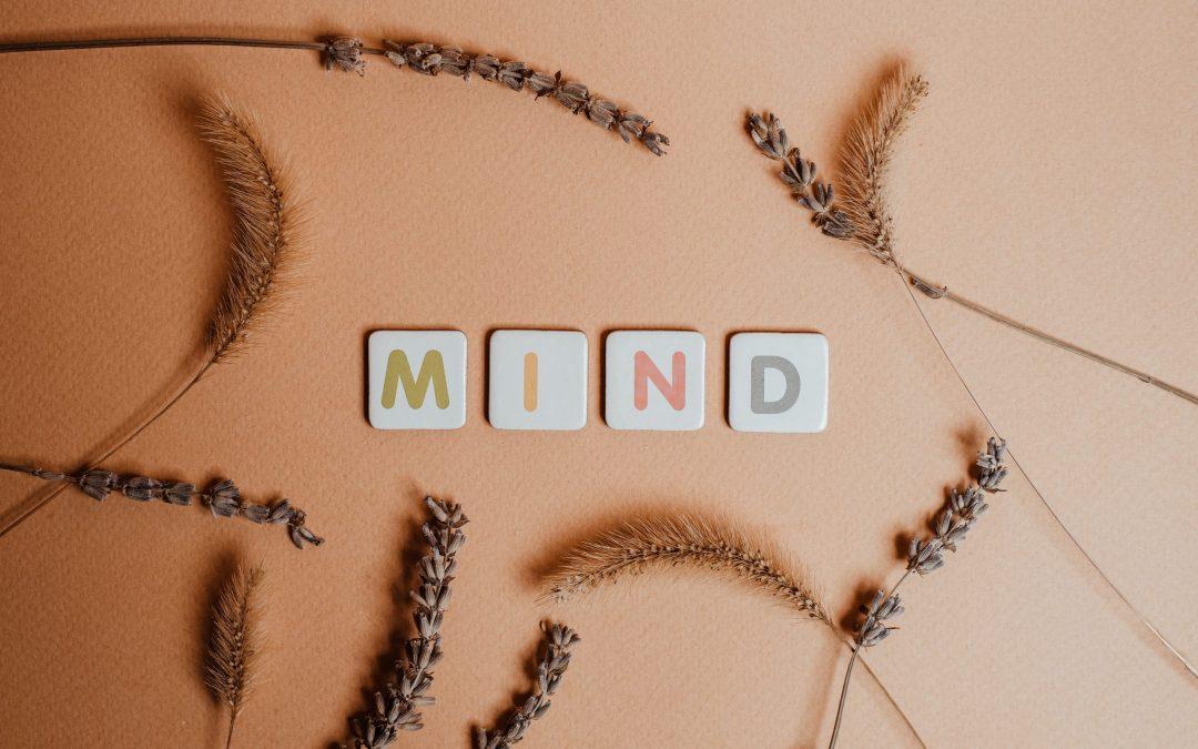 It's Mind Over Matter