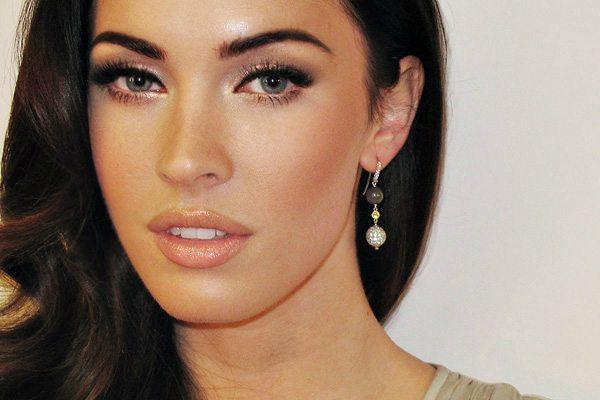 Scars acne megan fox Megan Fox