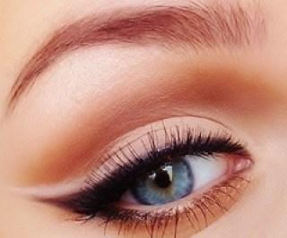 μακιγιαζ αναλογα με το σχημα ματιων