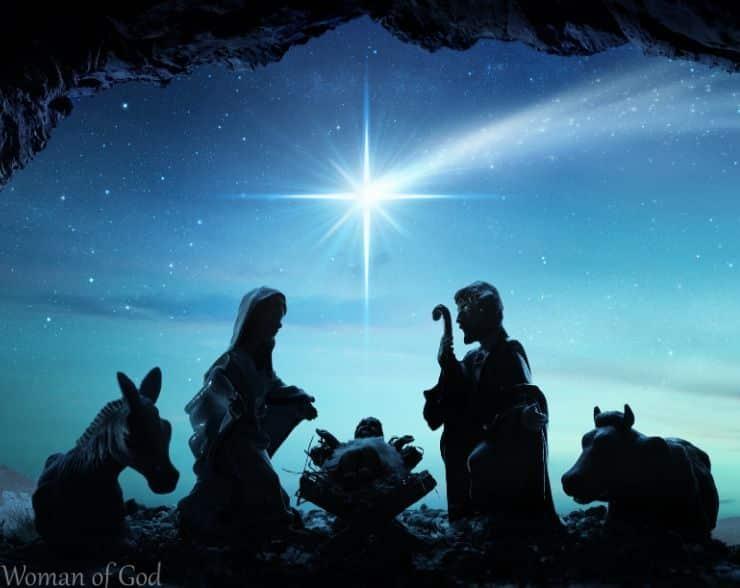 Thankful for the Birth of Jesus Christ Prayer