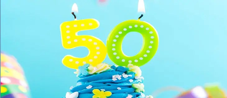Prayer For 50th Birthday featured