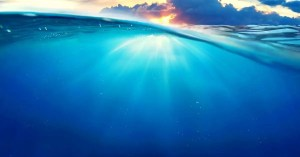 Bible Verses About Oceans