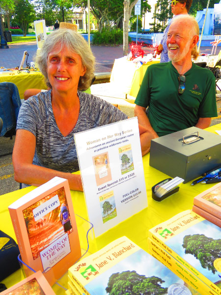 2015-11-07 Sarasota Autors Connection Book Fair