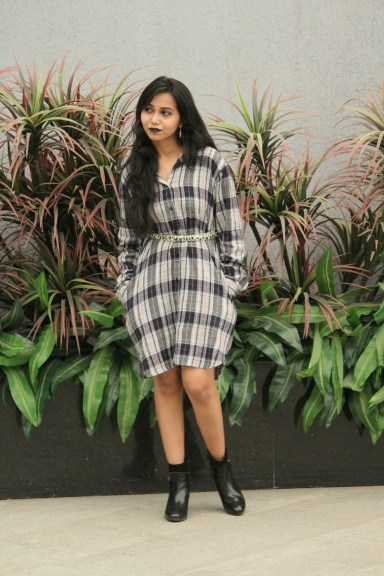 Fashion Blogger Style hacks - Shirt Dress