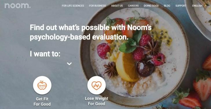 noom diet app