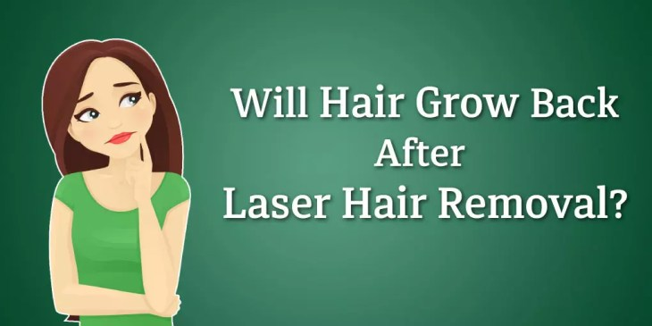 Is laser hair removal temporary or permanent