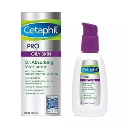 Cetaphil Dermacontrol Facial Moisturizer SPF 30