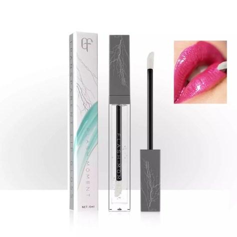 DAGEDA Clear Glass Plump Liquid Lip Gloss