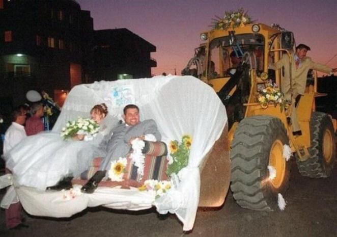 моя ужасная свадьба
