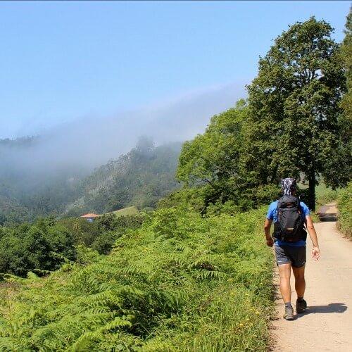 Camino del Norte: guía del Camino de Santiago por la costa