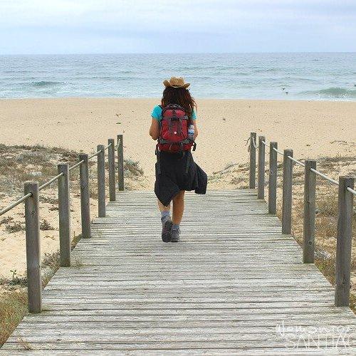 Etapas del Camino de Santiago Portugués por la Costa desde Oporto