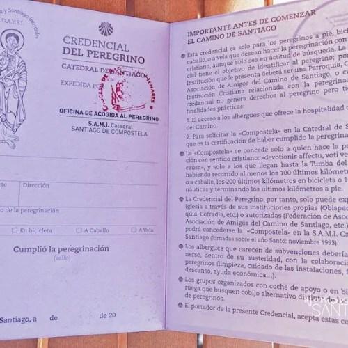 Cómo conseguir la Credencial del Camino de Santiago: todo lo que necesitas saber