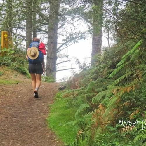 Viaje al Camino del Norte, Etapa 4: de Mutriku a Markina