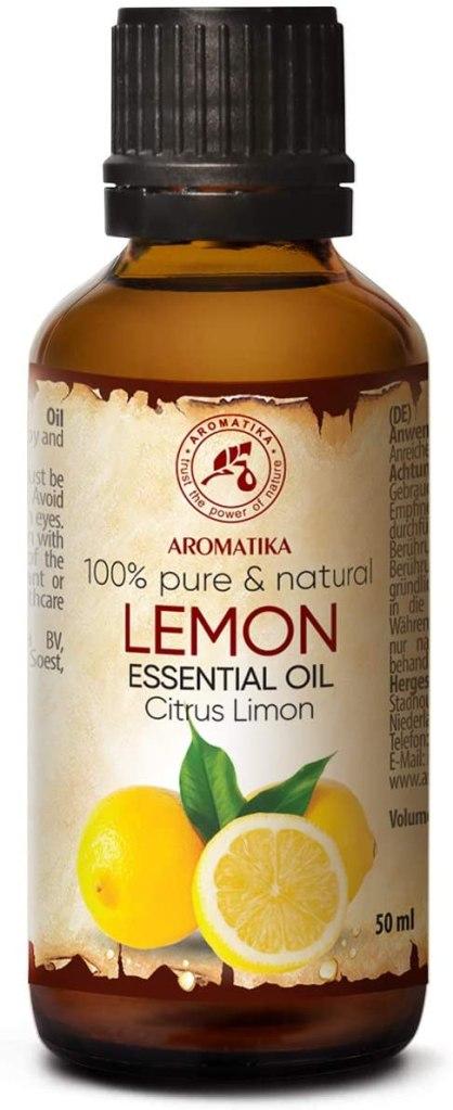ricetta pediluvio fatto in casa levigante emolliente con olio essenziale di Timo e Limone