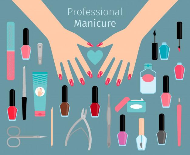 Tutti gli strumenti indispensabili per una perfetta manicure a casa e come utilizzarli.