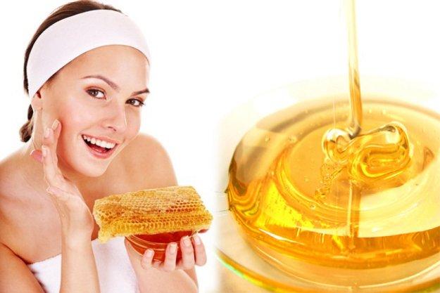 Мед для лица: маски и кремы