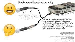 nostudio-podcast-setup