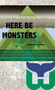 A tentative book cover