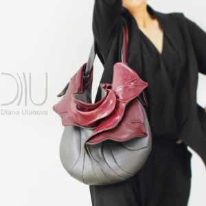 Shoulder Bag Designer. Orchid 19 by Diana Ulanova. Buy on women-bags.com