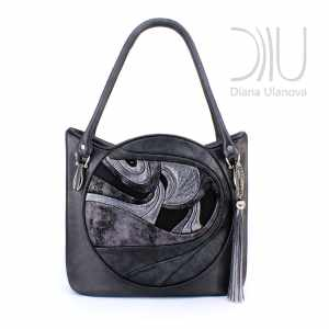 Women S Handbags Designer. Fugu Black by Diana Ulanova. Buy on women-bags.com