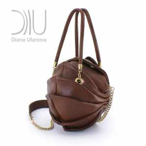 Designer Bags Womens. Cocoon Brown 2 by Diana Ulanova. Buy on women-bags.com