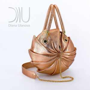 Womens Designer Bags. Cocoon Gold by Diana Ulanova. Buy on women-bags.com