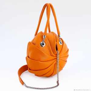 Designers Bags. Cocoon Orange by Diana Ulanova. Buy on women-bags.com