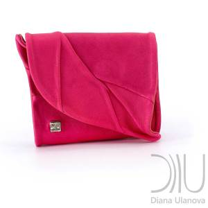 Purses Designer. Leaf Wallet Pink by Diana Ulanova. Buy on women-bags.com
