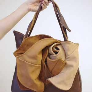 Designers Bags. Rosebud Brown/Beige by Diana Ulanova. Buy on women-bags.com