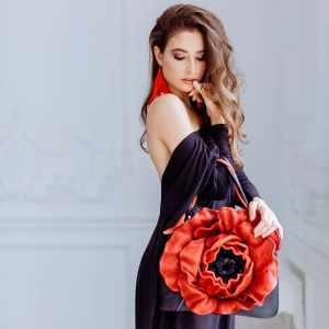 Luxury Handbags. Poppy 1 by Diana Ulanova. Buy on women-bags.com