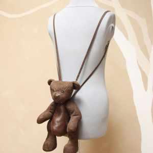 Leather Designer Backpacks. Bobo Brown 2 by Diana Ulanova. Buy on women-bags.com