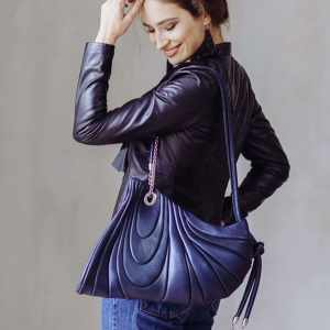 Designer Over Shoulder Bags. Mustang 5 by Diana Ulanova. Buy on women-bags.com