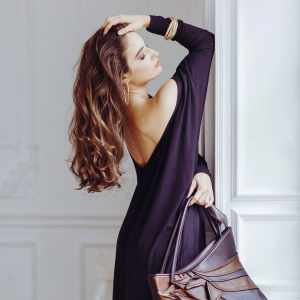 Women S Designer Handbags. Feathers Brown/Brown Light by Diana Ulanova. Buy on women-bags.com