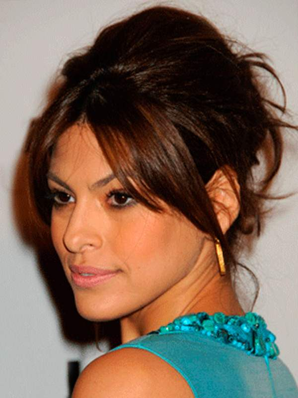 How To Style Side Swept Bangs Women Hairstyles
