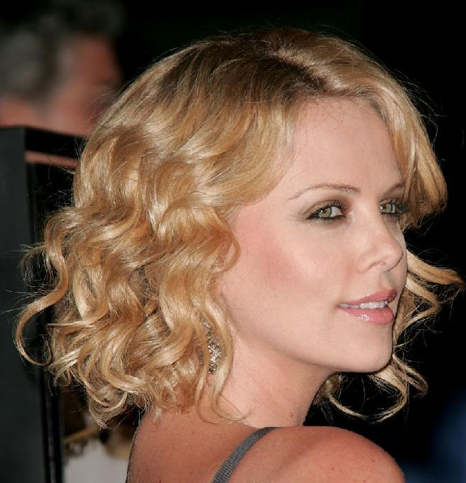 Short And Curly Hairstyle Ideas For Women 2013 Women