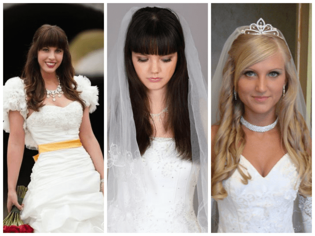 down-bridal-hairstyles-wth-bangs - women hairstyles