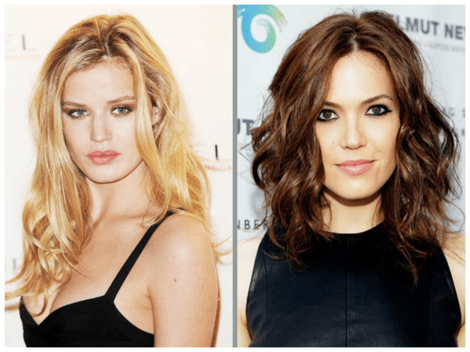 hairstyles that disguise roots - women hairstyles