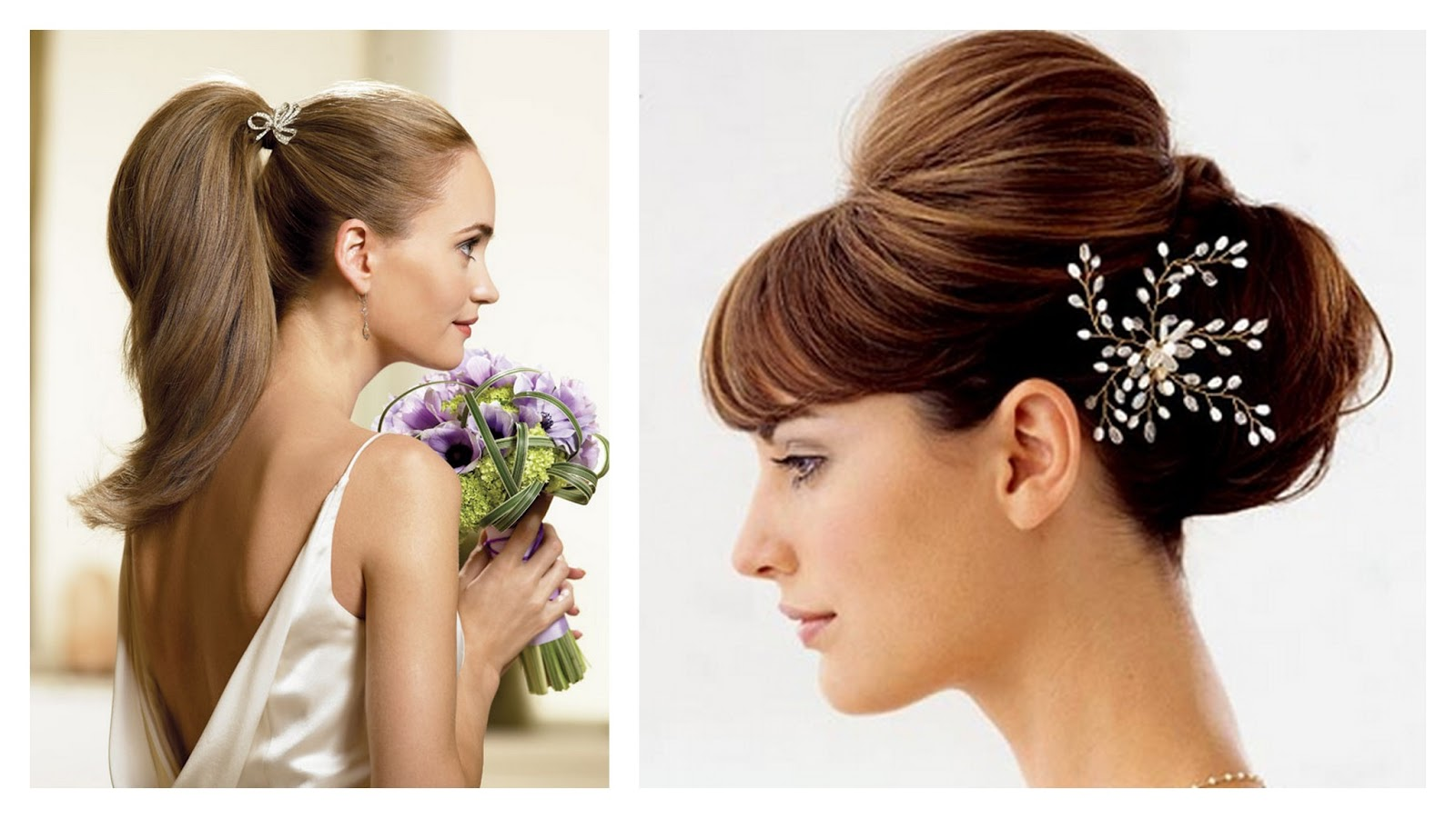 wedding hairstyle updos hair extensions
