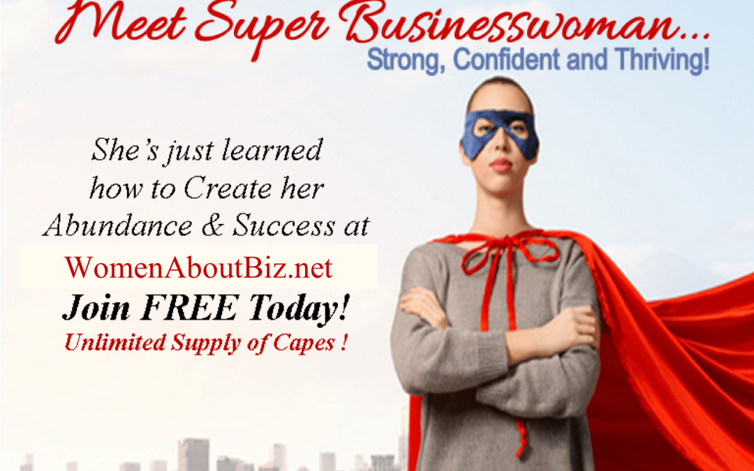 FREE Women About Biz Membership!