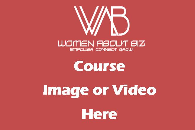 Sample Course Description